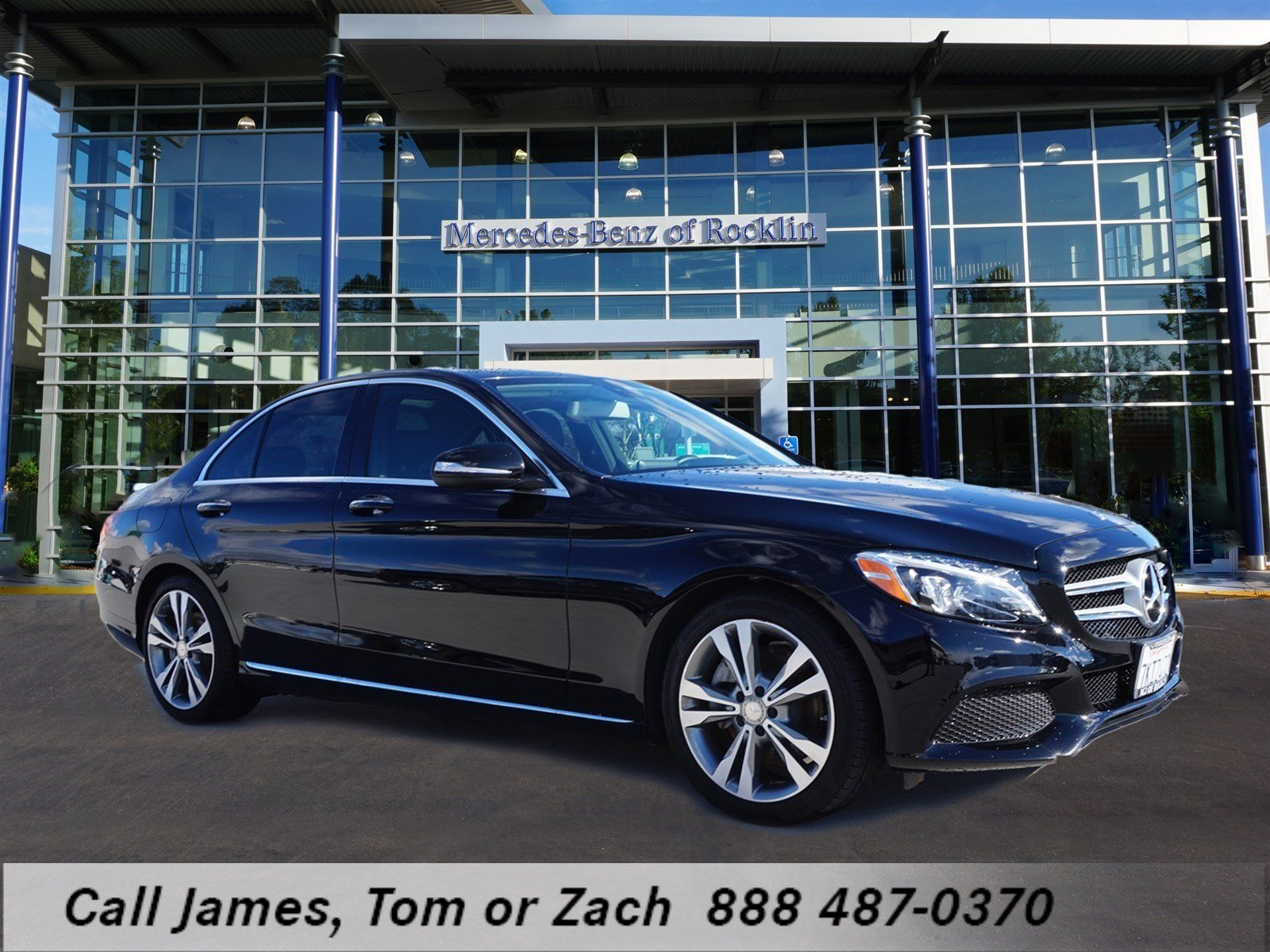 Certified pre owned 2015 mercedes benz c class c300w 4dr for Mercedes benz c class pre owned