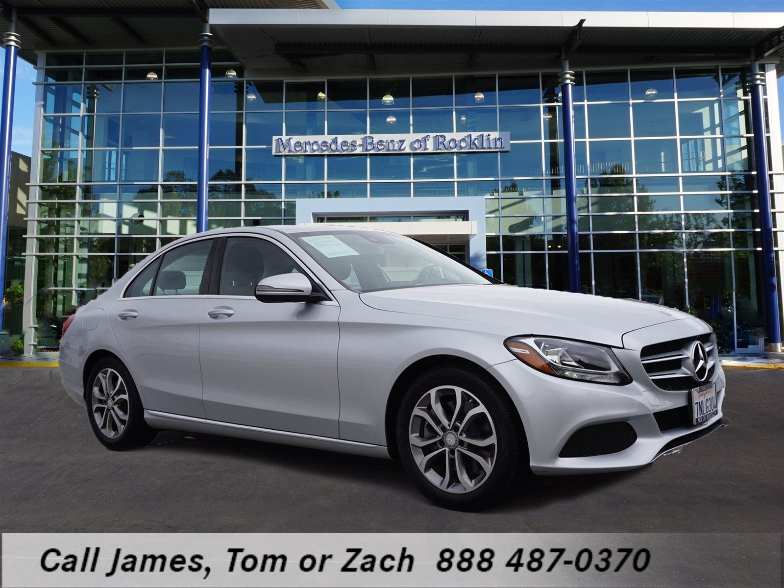 Certified pre owned 2016 mercedes benz c class c300w 4dr for Mercedes benz c class pre owned