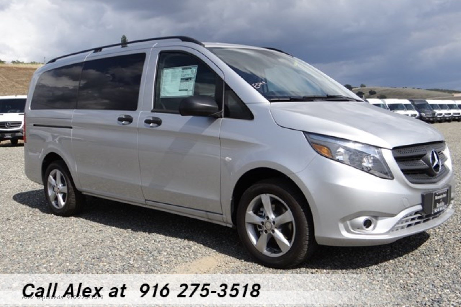 new 2016 mercedes benz metris passenger mini van passenger van in rocklin s0646 mercedes benz. Black Bedroom Furniture Sets. Home Design Ideas