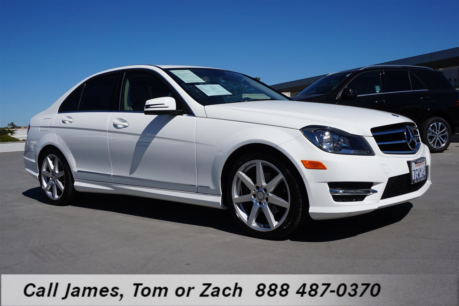 Pre Owned 2014 Mercedes Benz C Class C250 4dr Car In