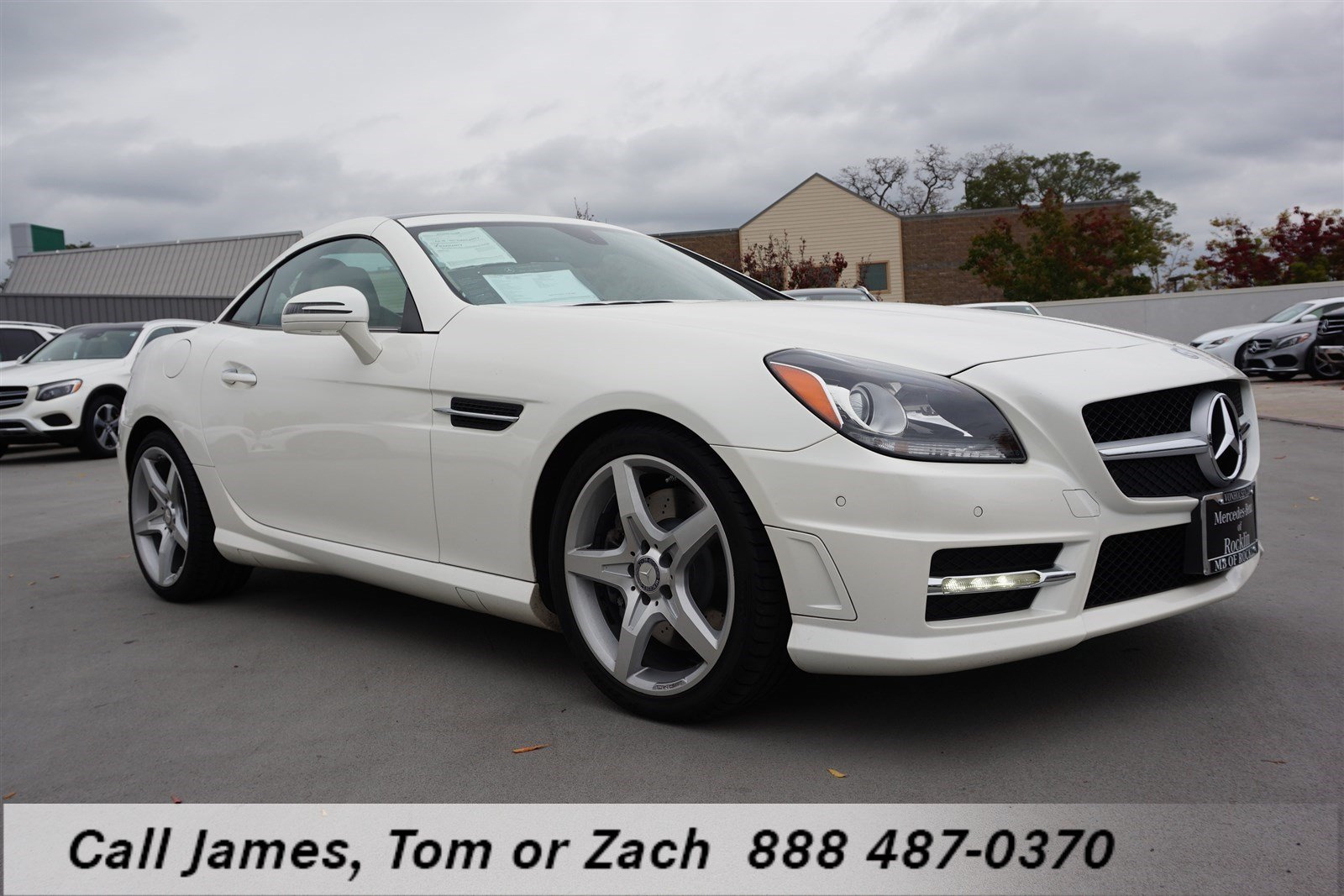 Certified pre owned 2013 mercedes benz slk slk350 coup for Mercedes benz rocklin service