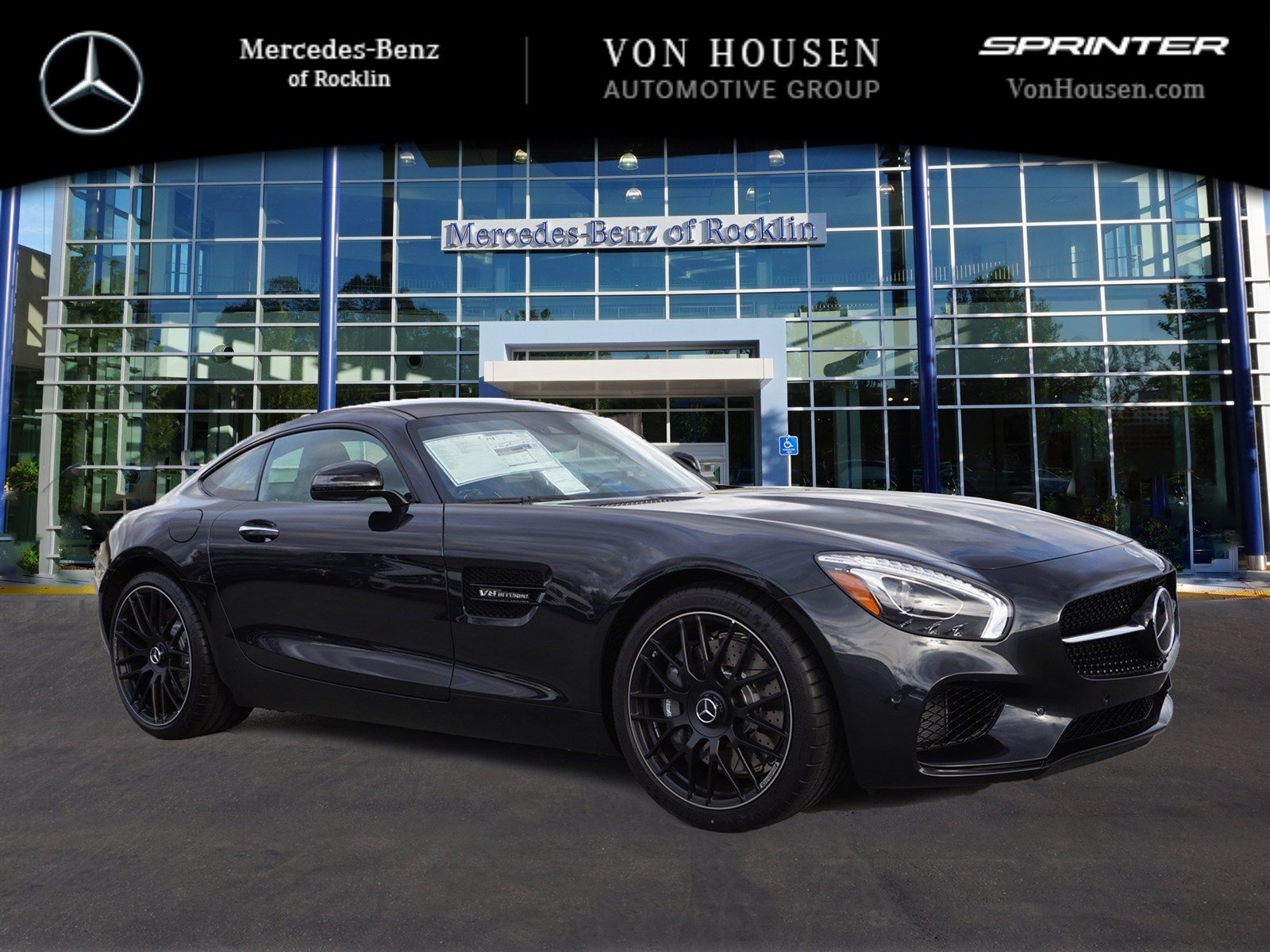 New 2017 mercedes benz amg gt amg gt 2dr car in rocklin for 2017 mercedes benz amg gt msrp