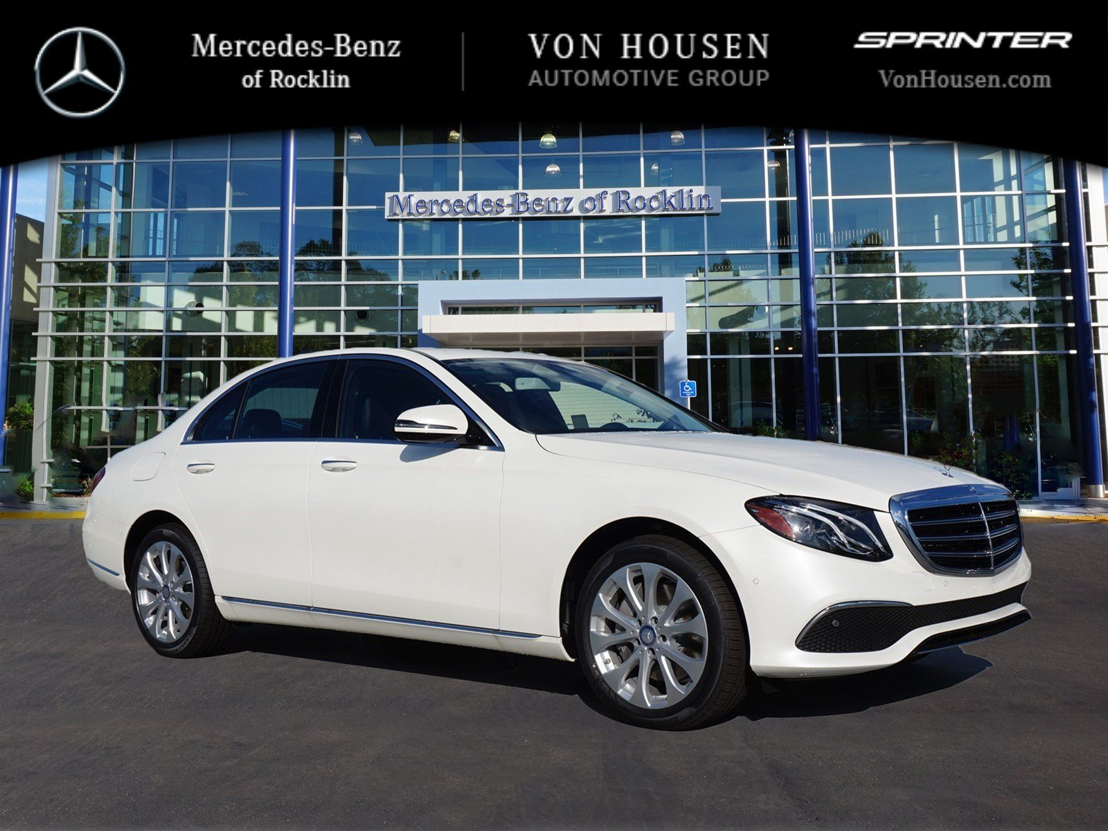 New 2017 Mercedes Benz E Class E300 Luxury 4dr Car In
